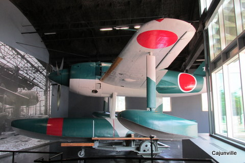 "Japanese ""Rex"" Float Plane"