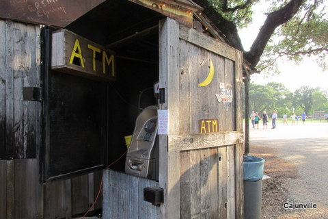ATM Outhouse