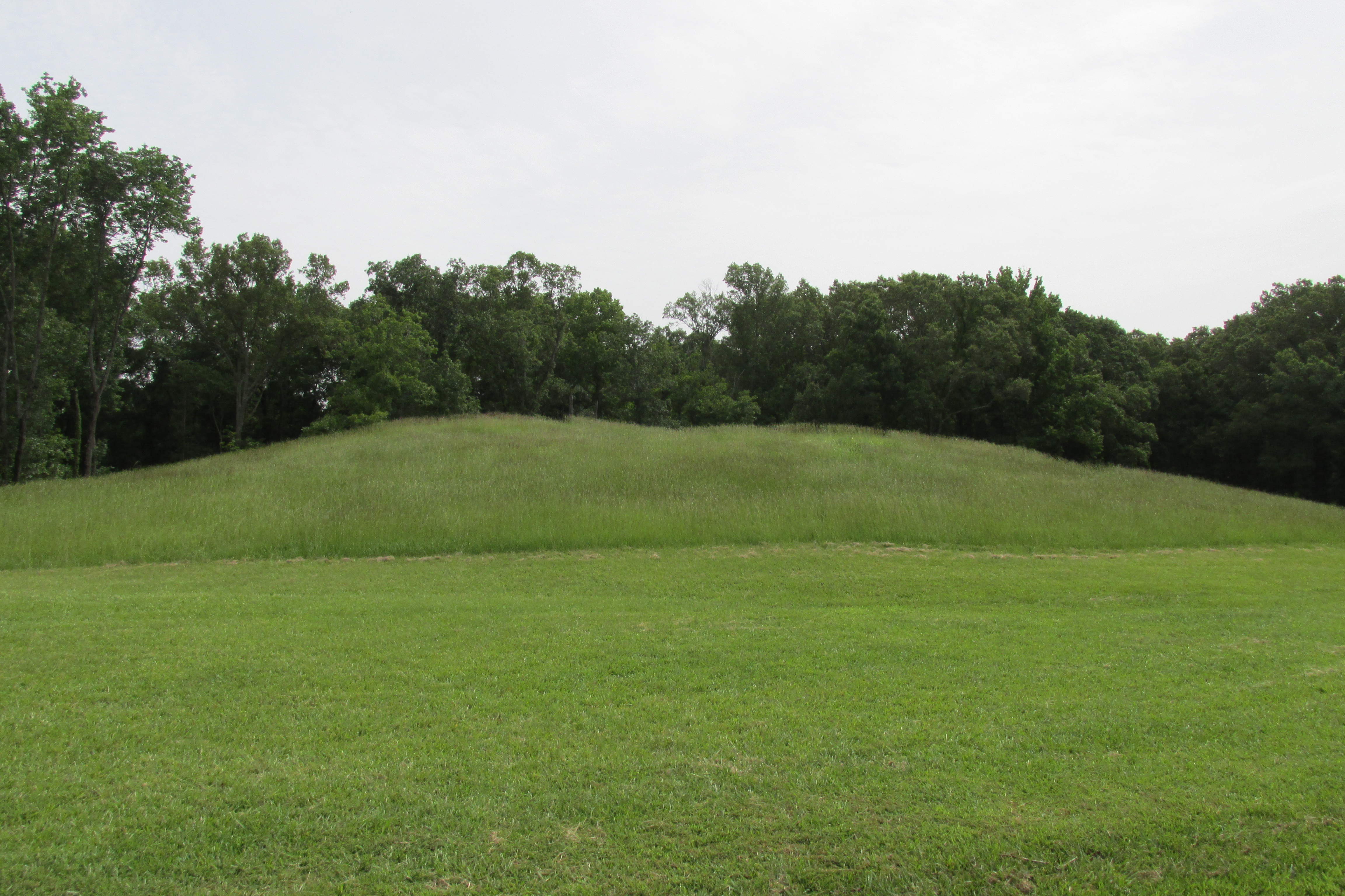 One of the many Mounds