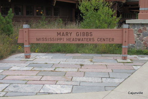Visitor Center honoring the lady that saved the Headwaters for all to enjoy