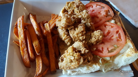 Oyster PoBoy