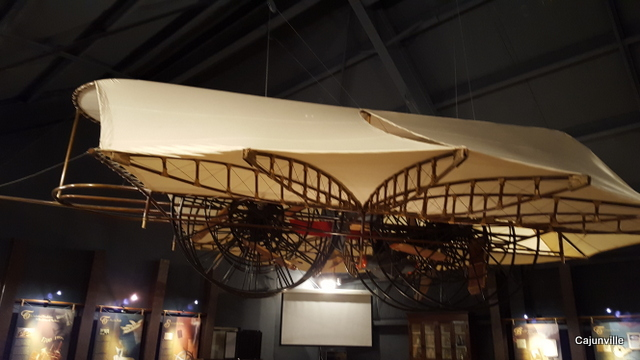 Airship side view
